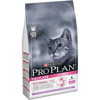 купить Pro Plan Delicate (для взрослых кошек с чувствительной системой пищеварения или привередливых в еде) в Кишинёве