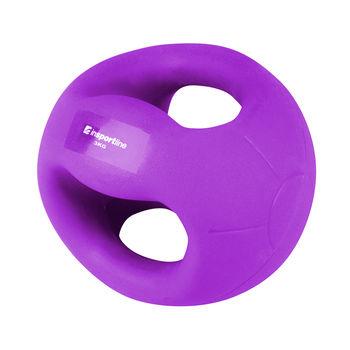 купить Медицинский мяч с ручками 3 кг 13487 (3005) в Кишинёве