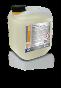 DPF Flushing Liquid Solutie curatare filtru  de particule l și  catalizatorului