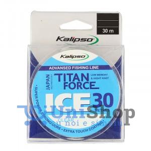 Fir Kalipso Titan Force Ice CL 30m 0,18mm