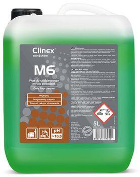 Clinex M6 Medium 5л повседневная уборка полов