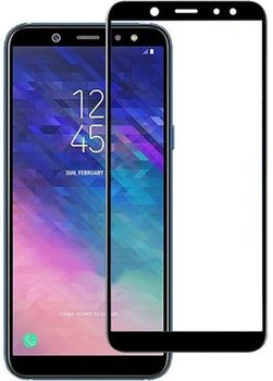 Защитное стекло Cover'X для Samsung A600 A6 3D (full covered)