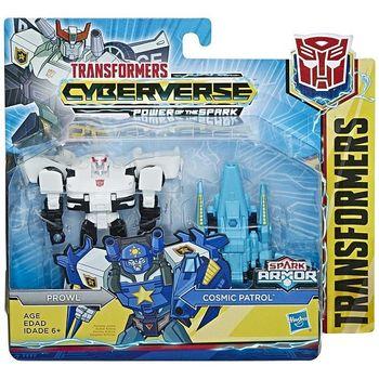 Трансформер Cyberverse Spark Armor, код 43037