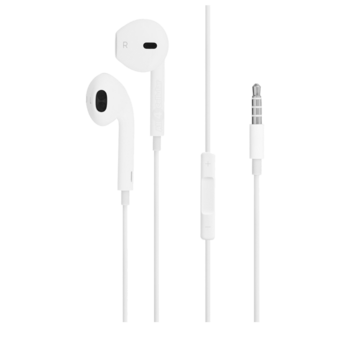 Apple EarPods with Remote and Mic MD827ZM/B