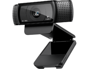 Logitech C920 HD Pro Webcam, Microphone, Carl Zeiss optics with autofocus, Full HD 1080p video capture (up to 1920 X 1080), Photos 15 megapixels (soft. enh.), RightLight2&RightSound, USB 2.0 (camera web/веб-камера), 960-001055