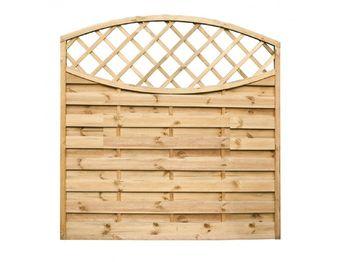 купить Деревянный забор RENATA LUX в Кишинёве