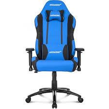 Игровое кресло AKRacing Core EX AK-EX-BK / BL Black / Blue,