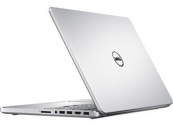 "DELL 15.6"" Inspiron 15 7000 Aluminium (7548), HD (Intel® Core™ i5-5200U 2.20-2.70GHz (Broadwell), 6Gb DDR3 RAM, 500Gb HDD, AMD Radeon R7 M270 4GB, DVDRW8x, CardReader, WiFi-AC/BT4.0, 4cell, HD720p Webcam, Backlit KB, RUS, Ubuntu, 2.4kg)"