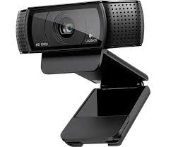 Logitech HD PRO Webcam C920, Microphone(dual stereo),  Full HD 1080p video calls & recording, up 15 Megapixel images, H.264 video standard, Carl Zeiss® optics with Autofocus, USB 2.0