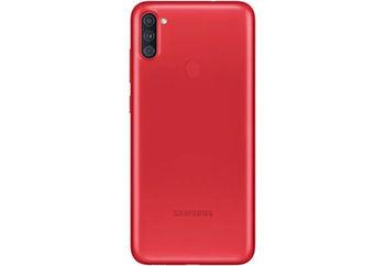 cumpără Samsung Galaxy A11 2020 3/32Gb Duos (SM-A115), Red în Chișinău