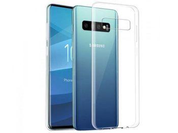 Чехол для Samsung S10 +. Жидкий кристалл