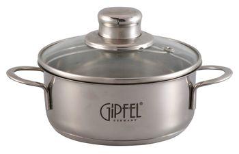 Кастрюля GIPFEL GP-1202 (мини 0,9 л)