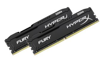 16GB DDR4-3000MHz  Kingston HyperX FURY (Kit of 2x8GB)