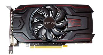 Sapphire PULSE Radeon RX 560 4GB DDR5 128Bit 1226/6000Mhz, DVI, HDMI, DisplayPort, Single Fan, Lite Retail