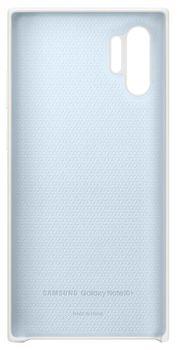 купить Чехол для моб.устройства Samsung Galaxy Note 10 Plus ,EF-PN975 Silicone Cover White в Кишинёве