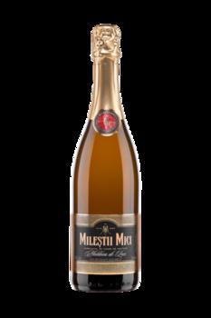 Игристое Вино Moldova de Lux Белое Сухое