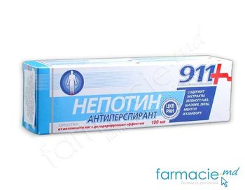 "купить ""Gel """"911 Nepotin ot potlivosti"""" 100ml"" в Кишинёве"