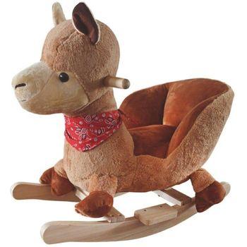 купить Музыкальная качалка BabyGo Lama в Кишинёве