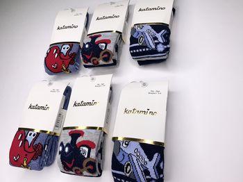 Katamino колготки для мальчиков K30101