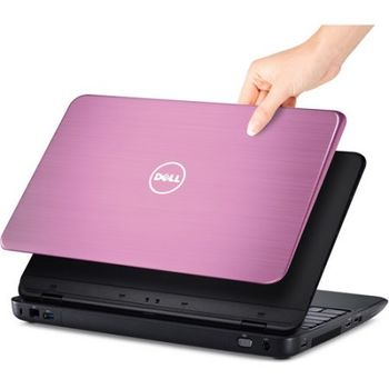 "DELL 15.6"" Inspiron N5110 SWITCH Lid by Design Studio Lotus Pink (сменная панель)"