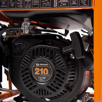 купить Электрогенератор Daewoo GDA 3500 в Кишинёве