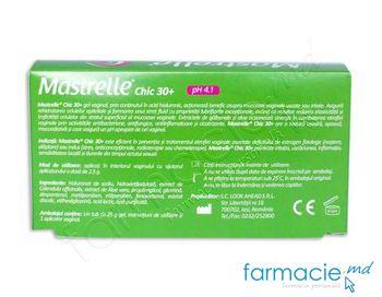 купить Mastrelle Chic 30+ 25 g (gel vaginal) в Кишинёве