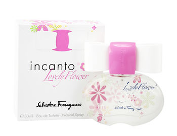 SALVATORE FERRAGAMO INCANTO LOVELY FLOWER EDT 50 ml