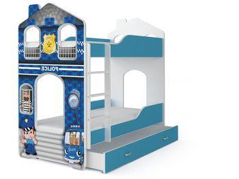 купить Кровать Domi (160*80 cm) в Кишинёве