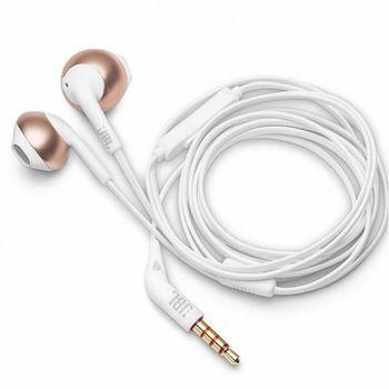 купить Наушники с микрофоном JBL T205, Gold в Кишинёве