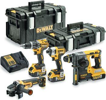 купить Набор аккумуляторных инструментов DeWALT DCK422P3 в Кишинёве