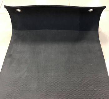 Коврик для йоги с люверсами 183x61x0.8 см TPE (712)