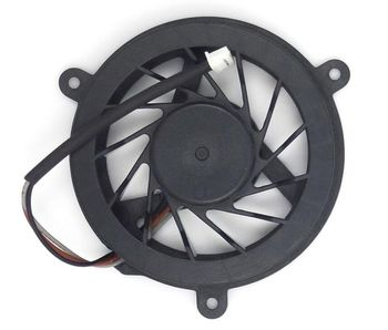 CPU Cooling Fan For HP ProBook 4510S 4515S 4710S 4410S 4415S 4416S 4411S (3 pins)