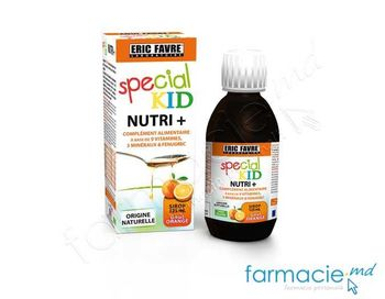 купить Special Kid Nutri plus sirop 125ml в Кишинёве