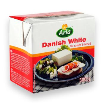 ARLA™ Danish White Tetra Pak 200g