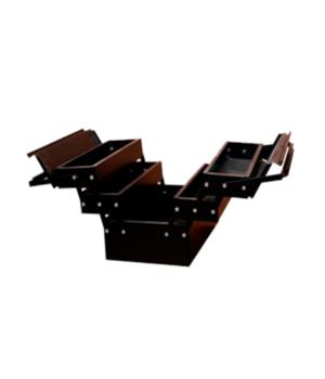 Ящик для инструментов с тремя уровнями