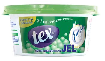 Гель для мытья посуды TEX 380гр