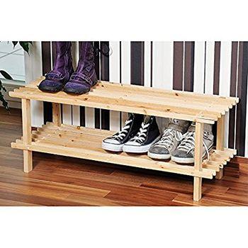 купить Полка для обуви 2 ярусная Kesper 69720 в Кишинёве