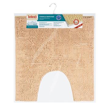 купить Коврик для туалета из шенилла Tatkraft EMIL 14169 в Кишинёве