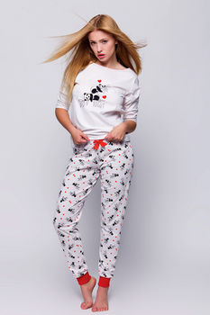 купить Пижама женская Sensis PANDA в Кишинёве
