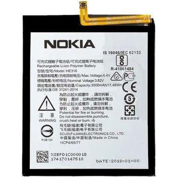 Аккумулятор для Nokia 6  (HE316)