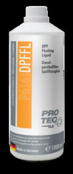 DPF Flushing Liquid Очиститель сажевого фильтра и катализатора