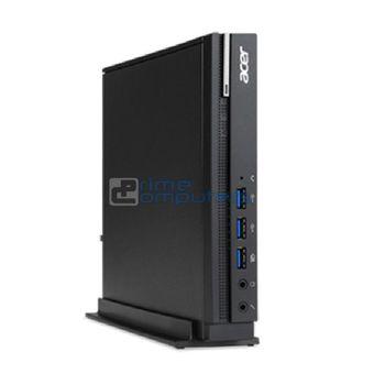 cumpără Mini PC  ACER Veriton N4640G (DT.VNHME.009) Intel® Pentium® G4400T 2.9GHz, 4Gb DDR4 RAM, 500Gb, No ODD, Card Reader, Intel® HD 510 Graphics, VGA, DP, COM-port, GigLAN, 65W PSU, DOS, USB KB/MS, VESA kit, Black în Chișinău