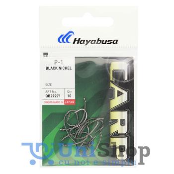 Крючок Hayabusa P-1 №4(10шт)