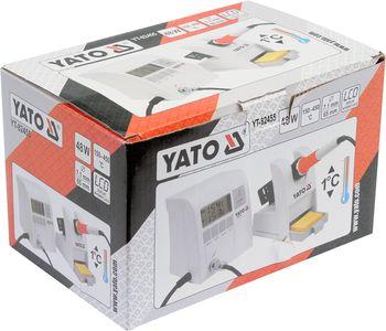 cumpără YATO STAȚIE DIGITALĂ DE LIPIT 48W în Chișinău