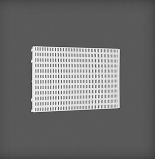 cumpără Perete metal cu perforație 598x15x382 mm, alb în Chișinău