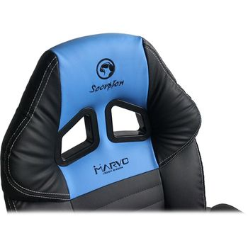 купить Marvo Chair CH-105 Blue в Кишинёве