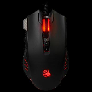 Игровая мышь A4Tech Bloody V9MA, Black