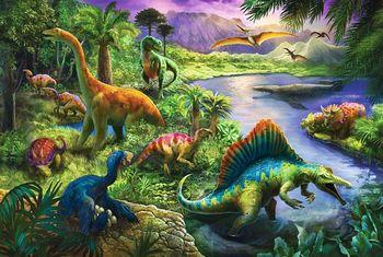 "13214 Trefl Puzzles-""260"" - Dinosaurs/Trefl"