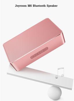 купить Joyroom Bluetooth Speaker M6, Pink в Кишинёве