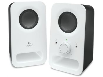 купить Speakers Logitech Z150  6W, White в Кишинёве
